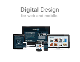 We specialize in UI and responsive design services.  For mobile and web.